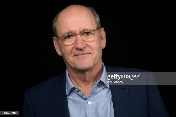 Actor Richard Jenkins is photographed for Los Angeles Times on November 12 2017 in Los Angeles California PUBLISHED IMAGE CREDIT MUST READ Kirk...