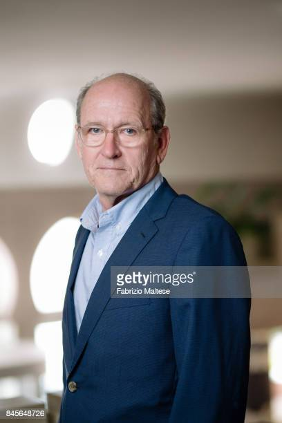 Actor Richard Jenkins is photographed on August 31 2017 in Venice Italy
