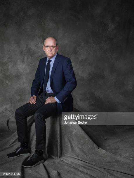 Actor Richard Jenkins poses for a portrait at the Savannah Film Festival on November 2, 2017 at Savannah College of Art and Design in Savannah,...