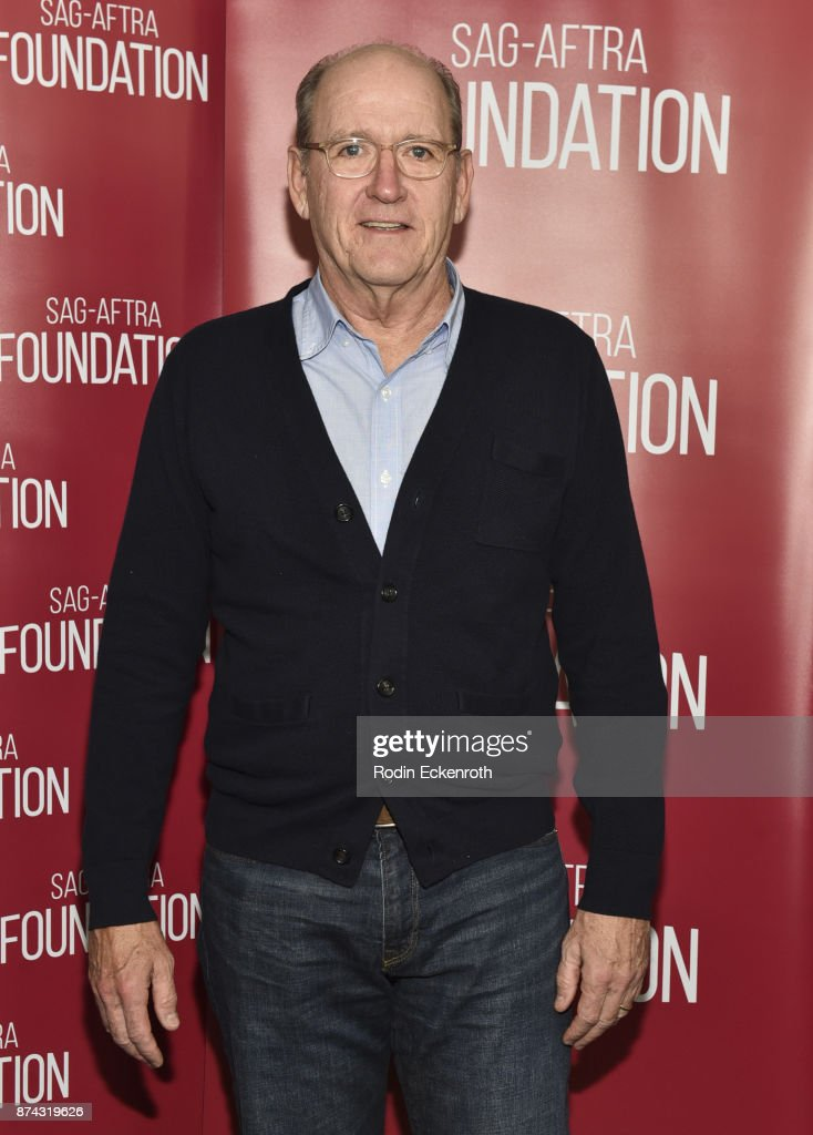 Actor Richard Jenkins poses for portrait at SAG-AFTRA Foundation Conversations at SAG-AFTRA Foundation Screening Room on November 14, 2017 in Los Angeles, California.
