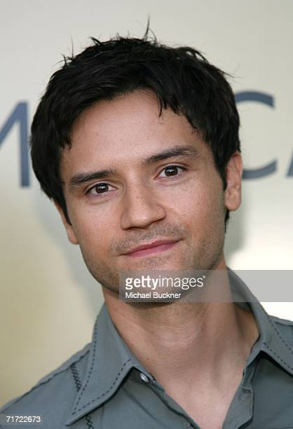Actor Richard Kahan arrives at the BAFTA/LAAcademy of Television Arts and Sciences Tea Party at the Century Hyatt on August 26 2006 in Century City...