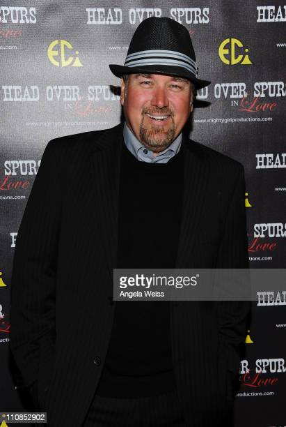 Actor Richard Karn arrives at the world premiere of 'Head Over Spurs In Love' at Majestic Crest Theatre on March 24, 2011 in Los Angeles, California.