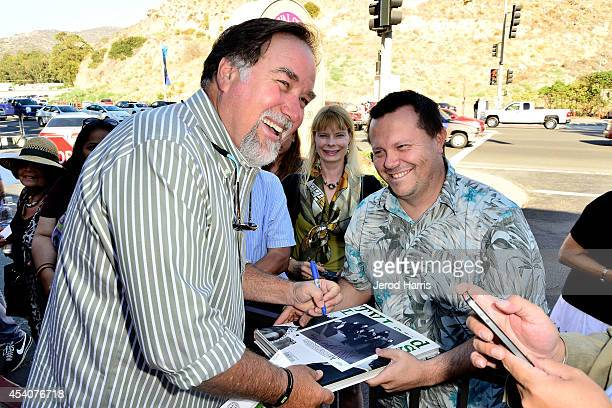 Actor Richard Karn attends the Festival of Arts Celebrity Benefit Concert and Pageant on August 23 2014 in Laguna Beach California