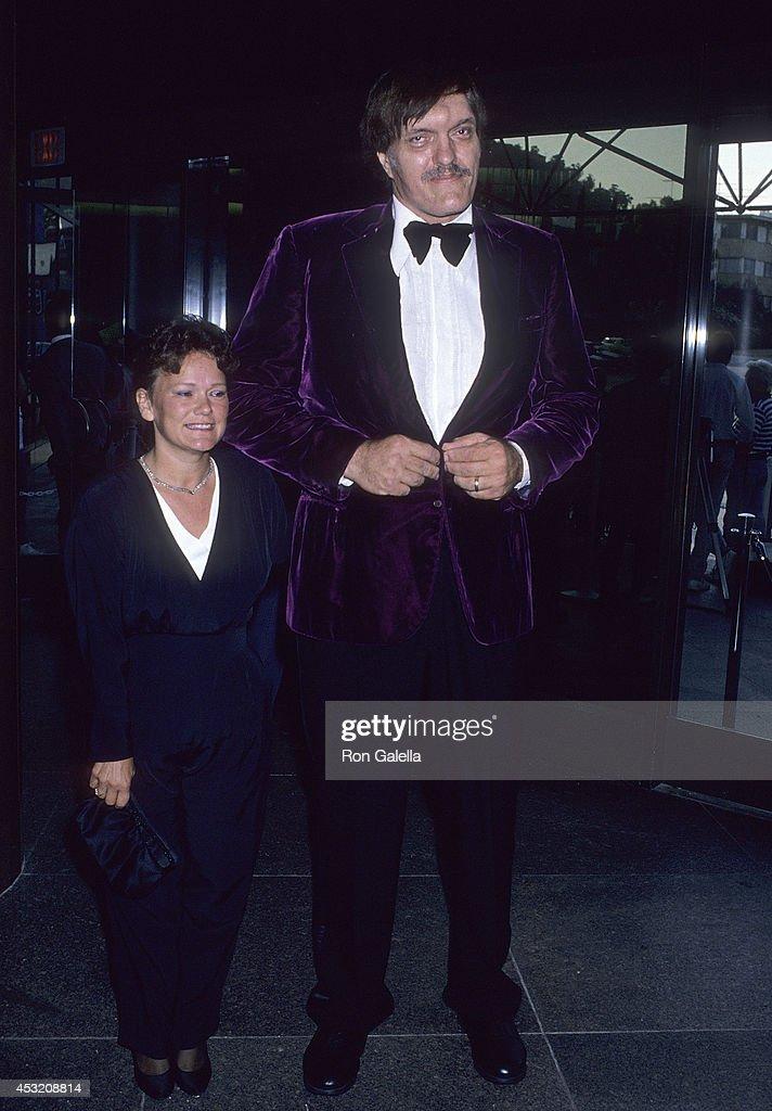 Richard Kiel Diane Rogers
