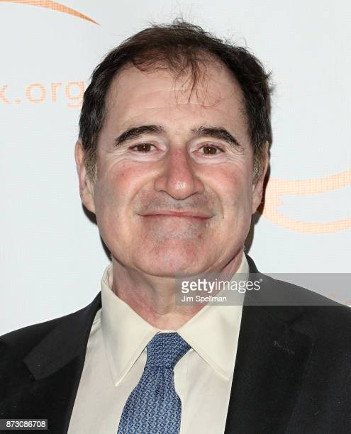 Actor Richard Kind attends the 2017 A Funny Thing Happened on the Way to Cure Parkinson's event at the Hilton New York on November 11 2017 in New...