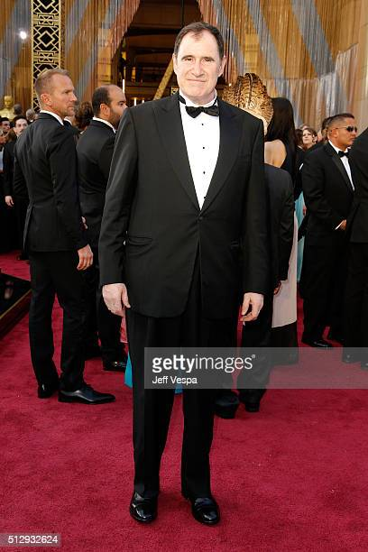 Actor Richard Kind attends the 88th Annual Academy Awards at Hollywood Highland Center on February 28 2016 in Hollywood California