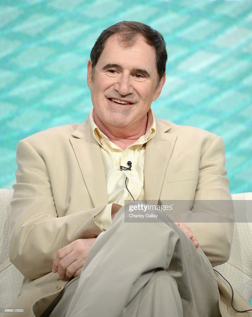 Actor Richard Kind attends the Amazon 2016 Summer TCA Press Tour at The Beverly Hilton Hotel on August 7, 2016 in Beverly Hills, California.