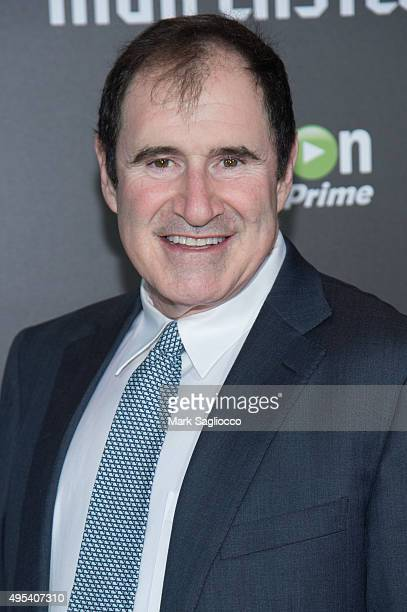 Actor Richard Kind attends 'The Man In The High Castle' New York Series Premiere at Alice Tully Hall on November 2 2015 in New York City