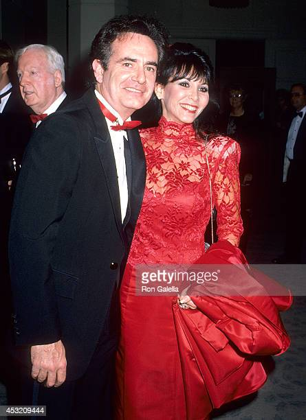 Actor Richard Kline and wife Sandy Molloy attend California Salute to President Ronald Reagan and Nancy Reagan Welcome Home Party to Benefit the...