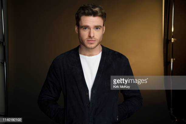 Actor Richard Madden is photographed for Los Angeles Times on April 10, 2019 in El Segundo, California. PUBLISHED IMAGE. CREDIT MUST READ: Kirk...