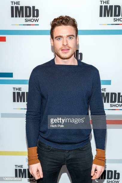 Actor Richard Madden visits 'The IMDb Show' on November 5, 2018 in Studio City, California. This episode of 'The IMDb Show' airs on November 15, 2018.