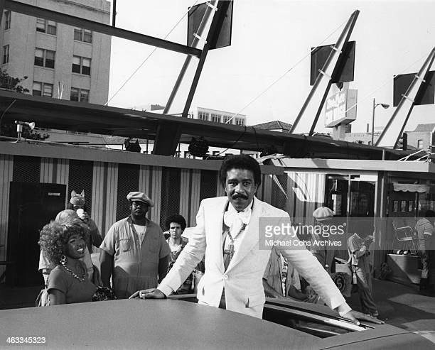 """Actor Richard Pryor in a scene from the movie """"Which Way Is Up?"""" which was released on November 4, 1977."""