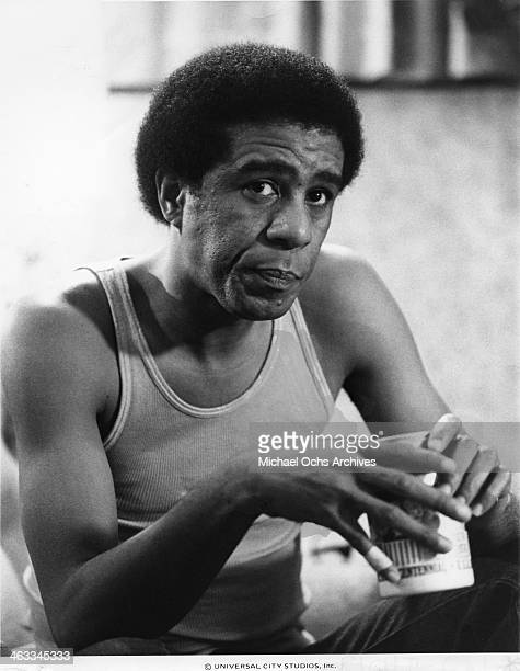 Actor Richard Pryor in a scene from the movie Which Way Is Up which was released on November 4 1977