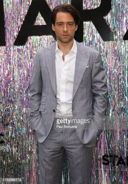 Actor Richard Rankin attends the Starz FYC Day at The Atrium at Westfield Century City on June 02, 2019 in Los Angeles, California.