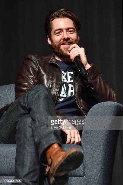 Actor Richard Rankin of 'Outlander' attends Wizard World Comic Con at Ernest N Morial Convention Center on January 05 2019 in New Orleans Louisiana
