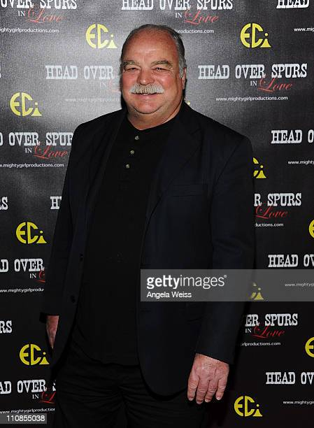 Actor Richard Riehle arrives at the world premiere of 'Head Over Spurs In Love' at Majestic Crest Theatre on March 24, 2011 in Los Angeles,...