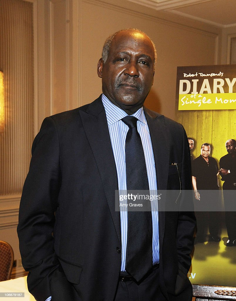 Diary of a single mom season 3 press junket photos and images actor richard roundtree attends the diary of a single mom season 3 press junket ccuart Image collections
