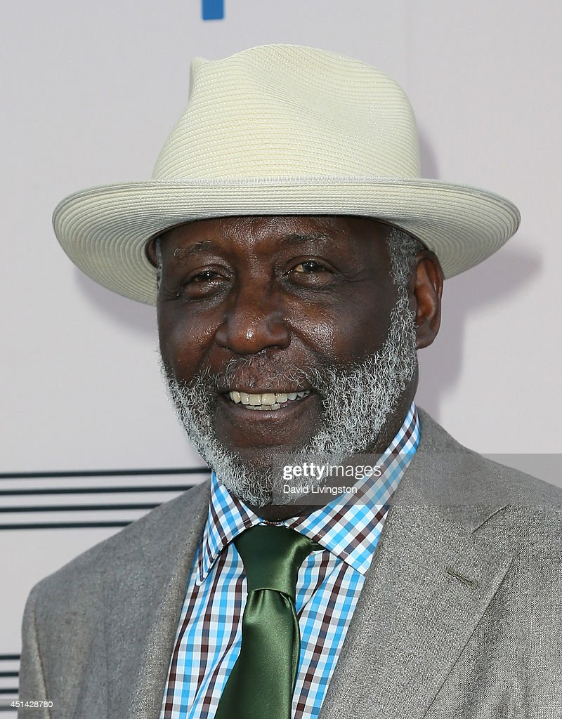 Actor Richard Roundtree attends the 'PRE' BET Awards Dinner hosted by BET Networks' Chairman and CEO Debra L. Lee at Milk Studios on June 28, 2014 in Hollywood, California.