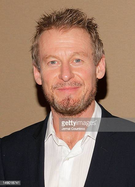 Actor Richard Roxburgh attends the Uncle Vanya Cast Photo Call at New York City Center on July 21 2012 in New York City