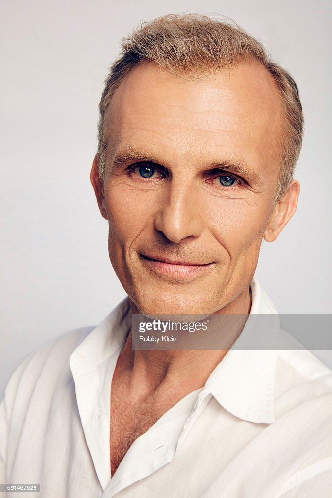 Actor Richard Sammel from FX's 'The Strain' poses for a portrait at the FOX Summer TCA Press Tour at Soho House on August 9, 2016 in Los Angeles, California.