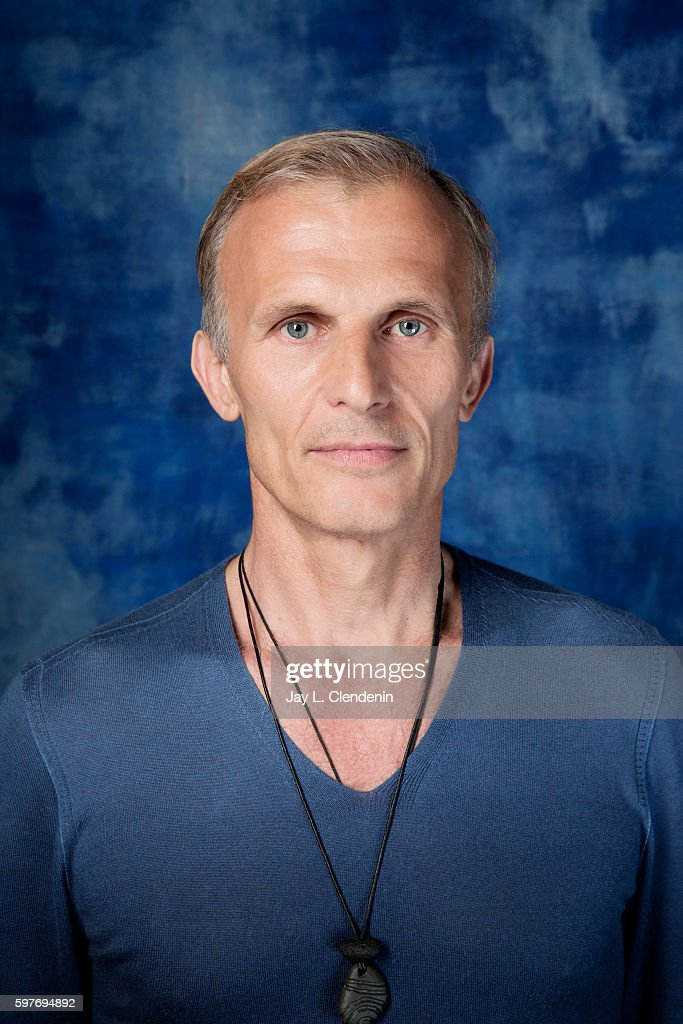 Actor Richard Sammel of FX's 'The Strain' is photographed for Los Angeles Times at San Diego Comic Con on July 22, 2016 in San Diego, California.