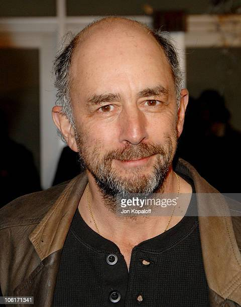 Actor Richard Schiff arrives at the Los Angeles Premiere 'The Air I Breathe' at the ArcLight Theater on January 15 2008 in Hollywood California