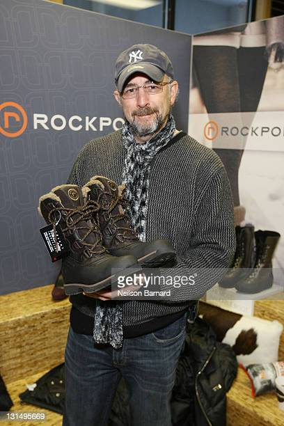 Actor Richard Schiff attends Rockport at the Kari Feinstein Style Lounge on January 24 2011 in Park City Utah