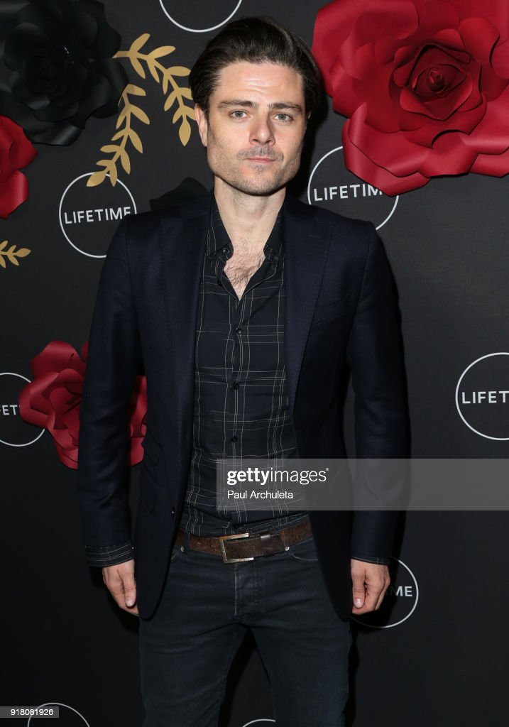 Actor Richard Short attends the Anti-Valentine's bash for premieres of 'UnREAL' And 'Mary Kills People' at Eveleigh on February 13, 2018 in West Hollywood, California.