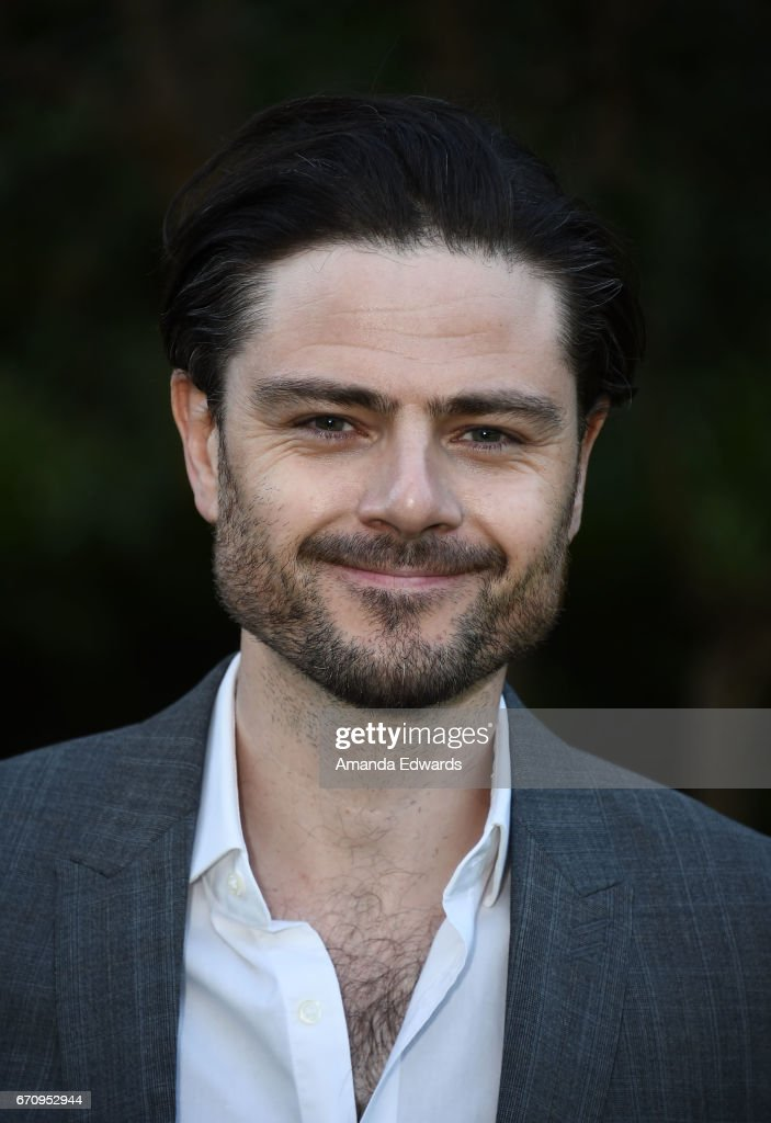 Actor Richard Short attends the premiere of 'Mary Kills People' at the Official Residence Of Canada on April 20, 2017 in Los Angeles, California.