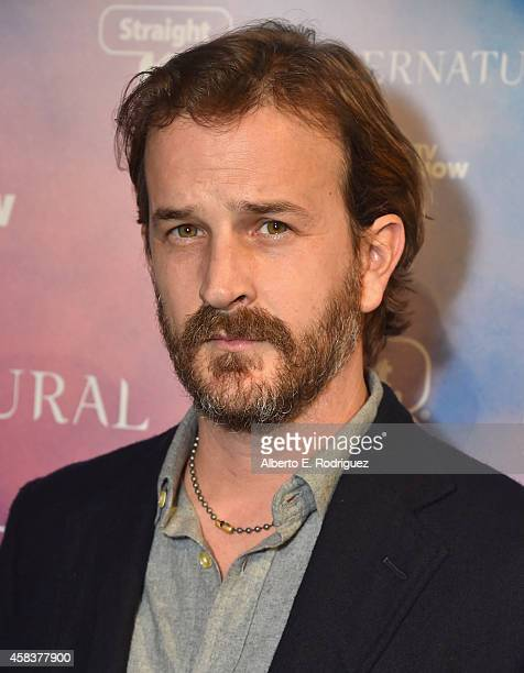 Actor Richard Speight Jr attends the CW's Fan Party to Celebrate the 200th episode of 'Supernatural' on November 3 2014 in Los Angeles California
