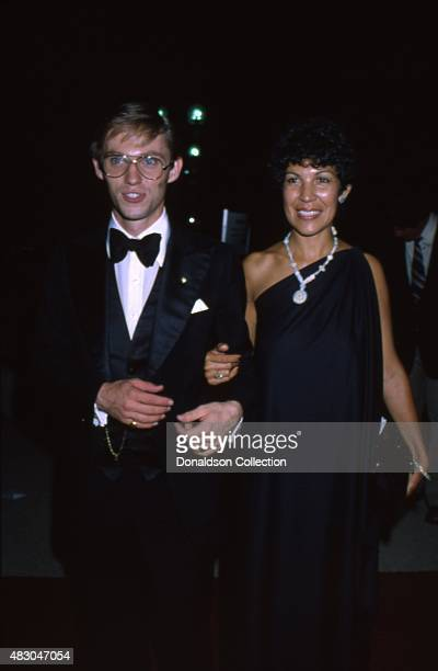 Actor Richard Thomas and his wife Alma Gonzales attends in circa 1980 in Los Angeles California