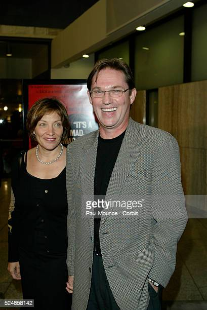 Actor Richard Thomas and wife arrive at the 40th anniversary celebration for the Arclight Cinerama Dome and MGM's new 40th Anniversary Special...