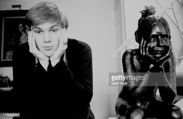 Actor Richard Thomas at home on June 61973 in New York New York