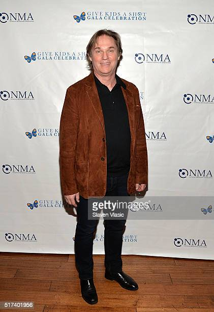 Actor Richard Thomas attends the preshow reception for annual 'Give Kids a Shot Gala Celebration' Broadway's support for The National Meningitis...