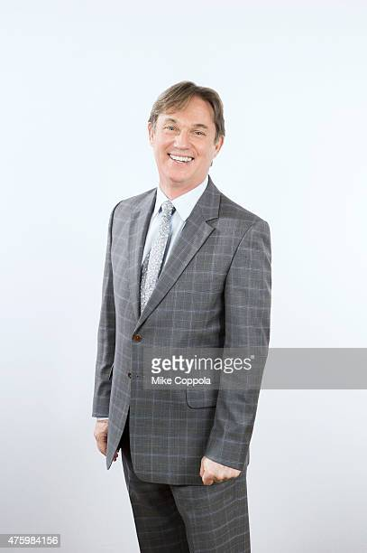 Actor Richard Thomas poses for a portrait at The 74th Annual Peabody Awards Ceremony at Cipriani Wall Street on May 31 2015 in New York City