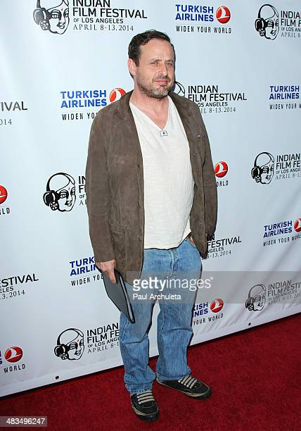 Actor Richmond Arquette attends the Indian Film Festival of Los Angeles opening night gala at ArcLight Cinemas on April 8 2014 in Hollywood California