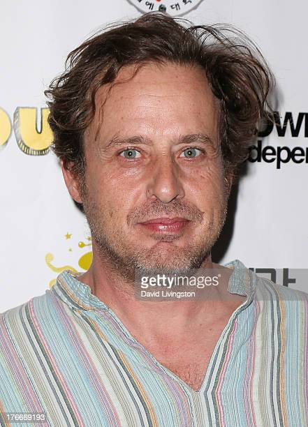 Actor Richmond Arquette attends the premiere of Let Me Out at the Downtown Independent Theatre on August 16 2013 in Los Angeles California