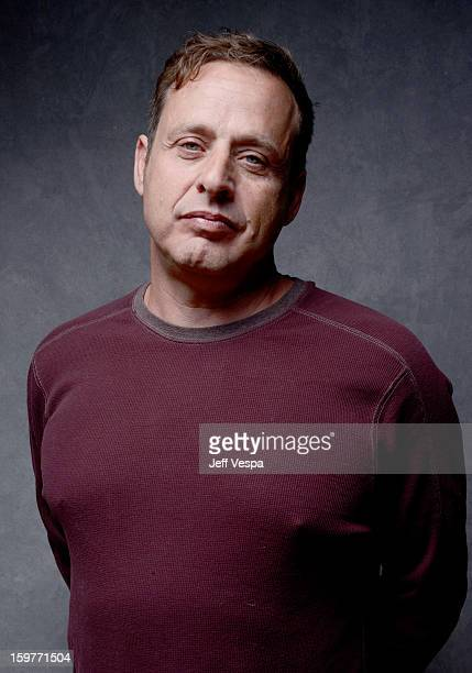 Actor Richmond Arquette poses for a portrait during the 2013 Sundance Film Festival at the WireImage Portrait Studio at Village At The Lift on...