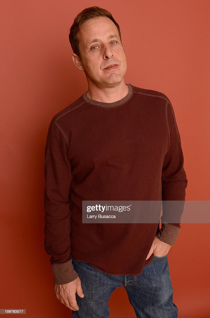 Actor Richmond Arquette poses for a portrait during the 2013 Sundance Film Festival at the Getty Images Portrait Studio at Village at the Lift on January 20, 2013 in Park City, Utah.