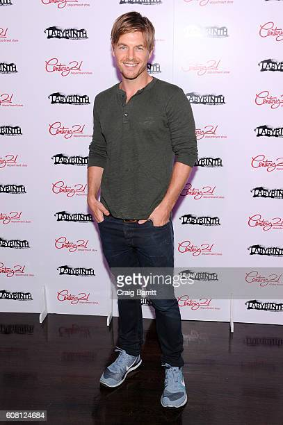 Actor Rick Cosnett attends the Labyrinth Theater Company's Celebrity Charades Gala 2016 at Capitale on September 19 2016 in New York City