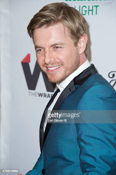 Actor Rick Cosnett attends TheWrap's 2nd Annual Emmy Party at The London on June 11 2015 in West Hollywood California