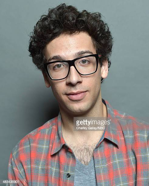 Actor Rick Glassman poses for a portrait during the 2014 NBCUniversal Summer Press Day at The Langham Huntington on April 8, 2014 in Pasadena,...