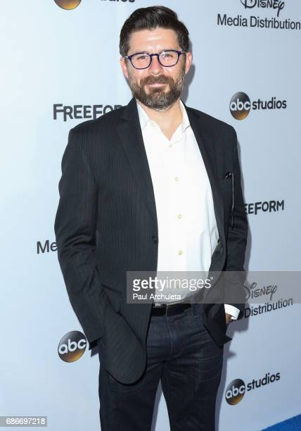 Actor Rick Gomez attends the 2017 ABC/Disney Media Distribution International Upfront at Walt Disney Studio Lot on May 21 2017 in Burbank California