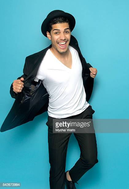 Actor Rick Gonzalez poses for a portrait at the American Black Film Festival on June 19 2016 at the Ritz Carlton in Miami Florida