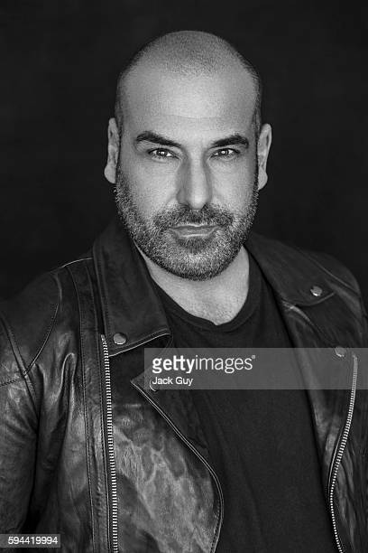 Actor Rick Hoffman is photographed for Emmy Magazine on December 16, 2013 in Los Angeles, California.