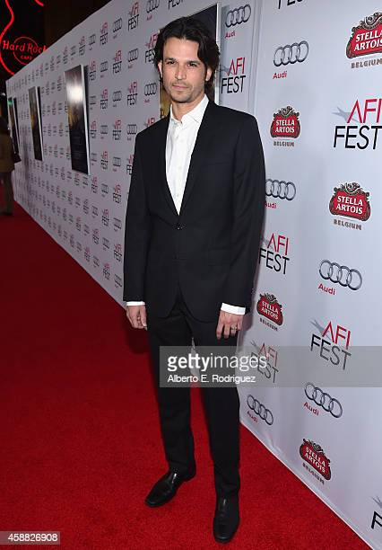 Actor Rick Irwin attends the screening of 'The Homesman' during AFI FEST 2014 presented by Audi at Dolby Theatre on November 11 2014 in Hollywood...