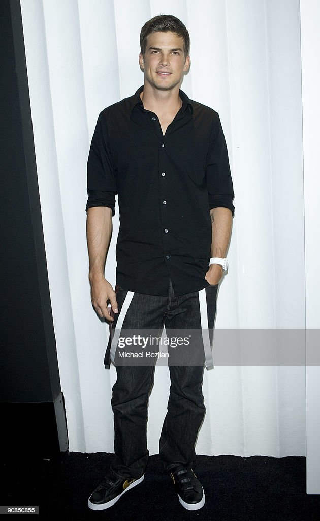 Actor Rick Malambri attends SBE's Mi-6 Nightclub Opening on September 15, 2009 in West Hollywood, United States.