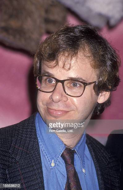 Actor Rick Moranis attends NATOShoWest Convention on March 9 1994 at Bally's Hotel and Casino in Las Vegas Nevada