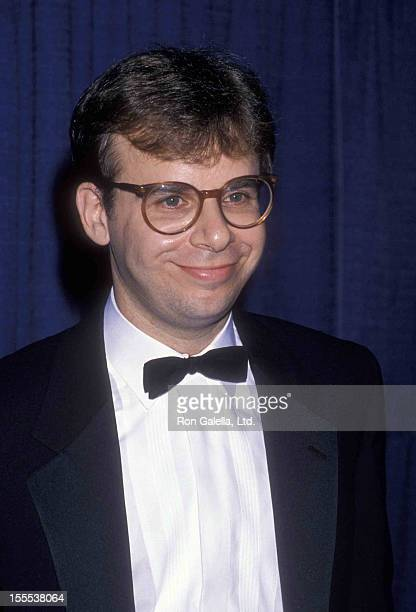 Actor Rick Moranis Fourth Annual Comedy Awards on March 10 1990 at the Shrine Auditorium in Los Angeles California