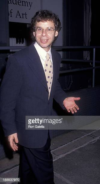 Actor Rick Moranis Third Annual Tribeca Ball Benefiting the New York Academy of Art on March 14 1996 at the New York Academy of Music in New York City